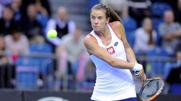 2015-09-02 US Open: Rosolska odpadła w pierwszej rundzie debla