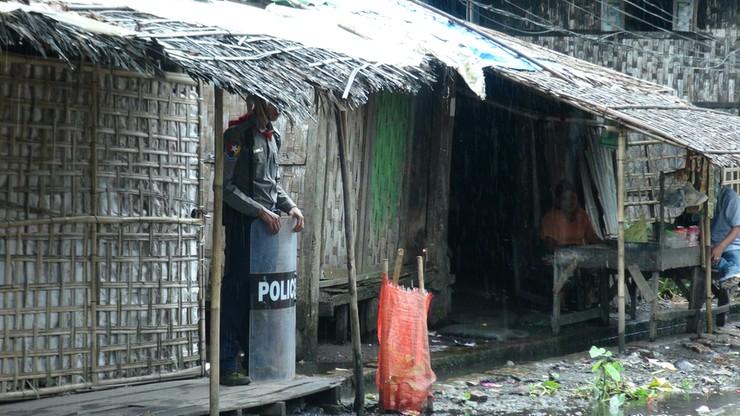 Obrońcy praw człowieka chcą śledztwa ONZ ws. nadużyć wojska w Birmie