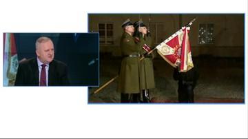 Gen. Pacek o przyszłości Antoniego Macierewicza