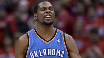 2015-11-13 NBA: Kolejna kontuzja Duranta