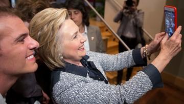 Clinton wygrała ostatnie głosowanie w prawyborach