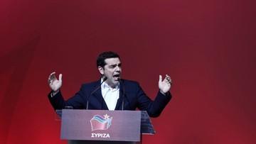 25-01-2016 05:29 Grecja: Cipras zapowiada, że nie odstąpi od reform
