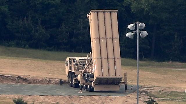 Korea Płd.: północnokoreański dron robił zdjęcia elementom systemu THAAD