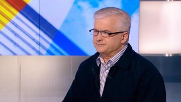 Cimoszewicz: skutkiem Brexitu może być nowy traktat europejski