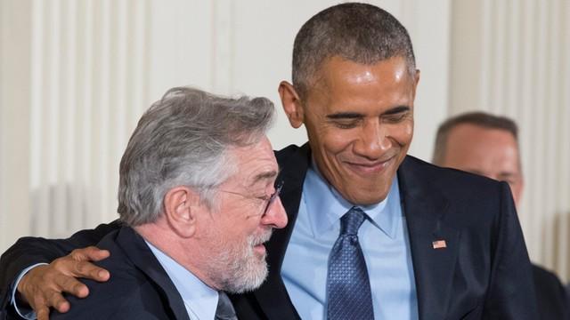 Barack Obama po raz ostatni wręczył Medale Wolności