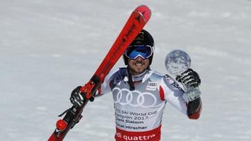 2017-03-18 Alpejski PŚ: Hirscher wygrał slalom gigant w Aspen