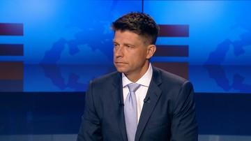 01-09-2016 20:00 Petru o aferze reprywatyzacyjnej: Warszawa pogrąża się w chaosie