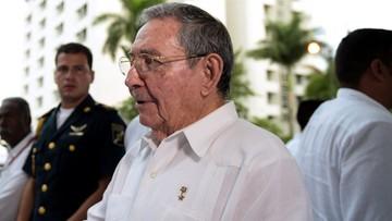 05-09-2016 17:23 Raul Castro prosi Putina o zwiększenie dostaw ropy