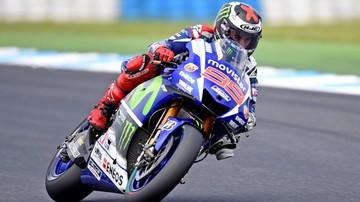 2015-10-18 Marquez wygrał GP Australii, Lorenzo zbliżył się do Rossiego!