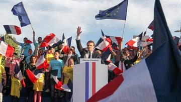 05-05-2017 08:41 Sondaż: przed II turą rośnie przewaga Macrona nad Le Pen