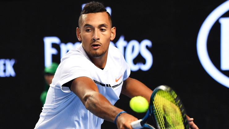 Australian Open: Tenisiści zachwyceni meczem Seppiego z Kyrgiosem