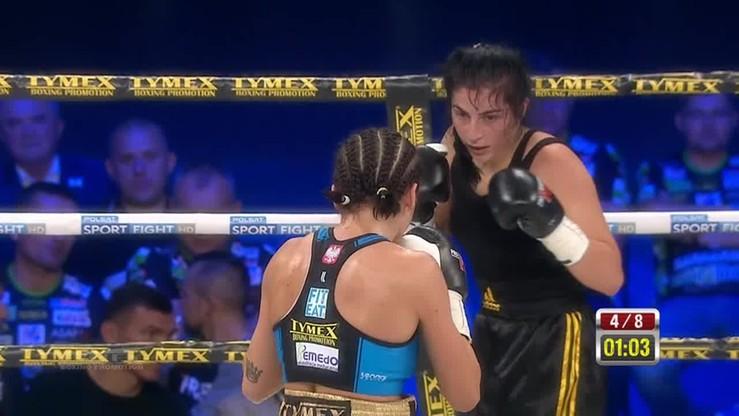 2016-09-24 Ewa Brodnicka - Lela Terashvili. Skrót walki