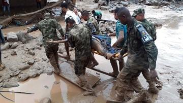 02-04-2017 06:12 Kolumbia: 154 ofiary śmiertelne powodzi na południu kraju