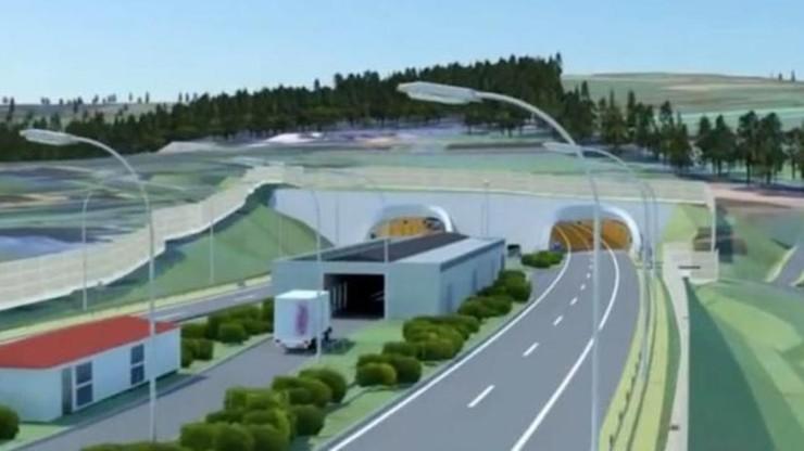 Rusza budowa najdłuższego tunelu w Polsce. Usprawni ruch na zakopiance