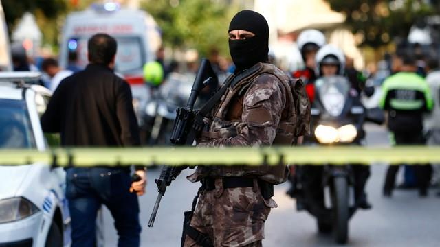 Trucja: zatrzymano bojownika PKK podejrzanego o wczorajszy atak bombowy w Stambule