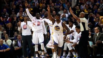 2015-11-20 NBA: Warriors nadal bez porażki. Wygrali 13. mecz z rzędu