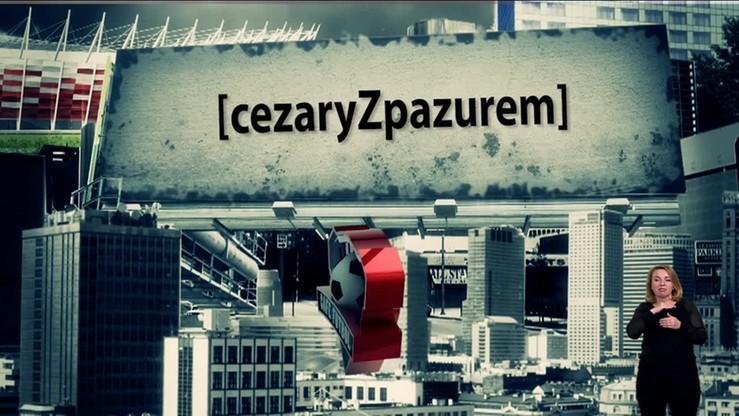 2016-11-20 Cezary z Pazurem: Wygrana z Niemcami zawsze jest budująca