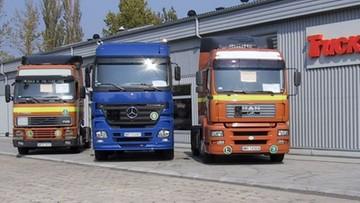 19-07-2016 15:38 Rekordowa grzywna dla producentów ciężarówek. KE ukarała ich za zmowę