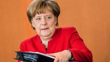 """22-05-2016 15:46 Merkel zaniepokojona sytuacją w Turcji. """"Pełen przemocy konflikt"""""""