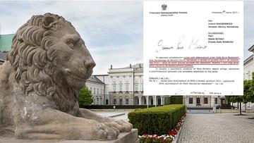 18-04-2017 21:28 Prezydent napisał do Macierewicza jeszcze jeden list. Ws. braku odpowiedzi na pisma BBN