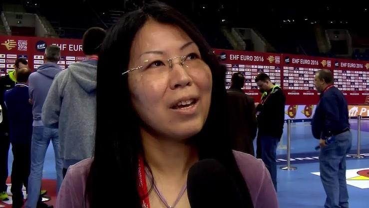 Japońska dziennikarka: Co mnie zaskoczyło? Brak Polski w półfinale