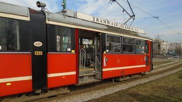 09-03-2017 12:50 Śmierć kobiety w tramwaju w Sosnowcu. Motornicza gwałtownie zahamowała