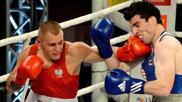 2017-06-24 ME w boksie: Wyniki finałów. Polski z jedynym medalem dla Polski