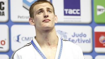 2016-10-30 Grand Slam w judo: Porażka Kuczery w Abu Zabi