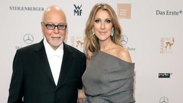 15-01-2016 05:15 Mąż Celine Dion nie żyje. Przegrał walkę z rakiem
