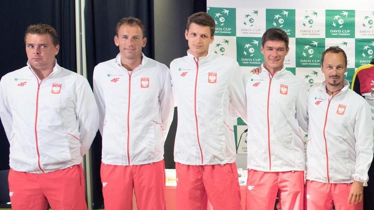 Puchar Davisa: Majchrzak i Hurkacz w składzie na Bośnię