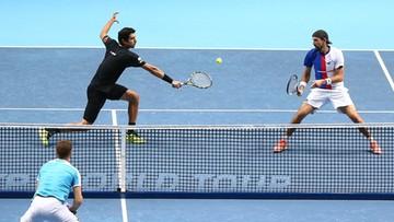 18-11-2017 15:41 Kubot i Melo w finale debla ATP Finals. Polak zagra o ten tytuł pierwszy raz w karierze