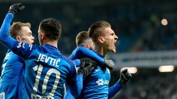2017-12-10 Lech pokonał Cracovię i zmniejszył stratę do lidera Ekstraklasy