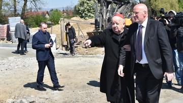 26-04-2016 13:35 Delegacja z Watykanu sprawdza miejsca, które papież odwiedzi w Polsce