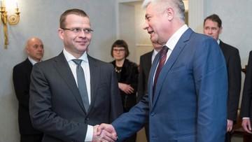 Finlandia i Rosja zacieśnią współpracę w sprawie migrantów