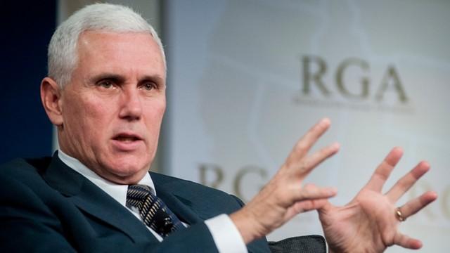 USA: Trump ogłosił, że kandydatem na wiceprezydenta będzie Mike Pence
