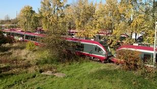 Pociągi za 171 milionów rdzewieją na bocznicy. Tak PKP Intercity marnotrawi pieniądze