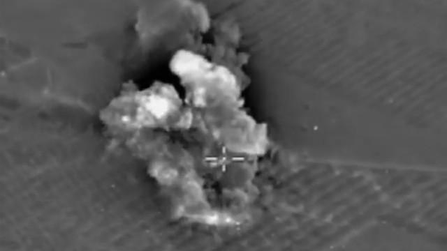 Rosja twierdzi, że wszystkie jej rakiety dotarły do celów w Syrii