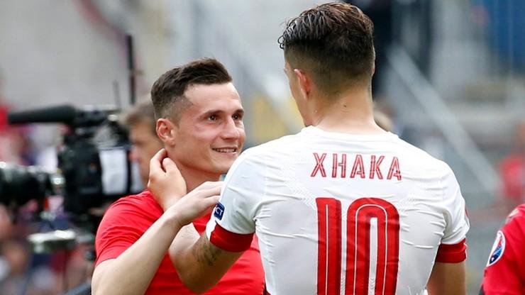 Euro 2016: Bracia Xhaka zagrali przeciwko sobie i przeszli do historii!