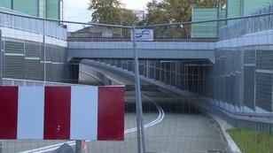 Tunel widmo w Wołominie - mieszkańcy stracili nadzieję, że w końcu zostanie otwarty