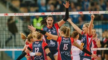 2016-11-14 Orlen Liga: Pierwszy stracony punkt Budowlanych Łódź
