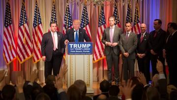 """02-03-2016 10:07 Efekt Trumpa. Amerykanie szukają w Google: """"jak przeprowadzić się do Kanady"""""""