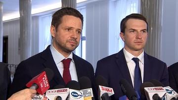 Trzaskowski: to nie Kaczyński powinien spotykać się z May