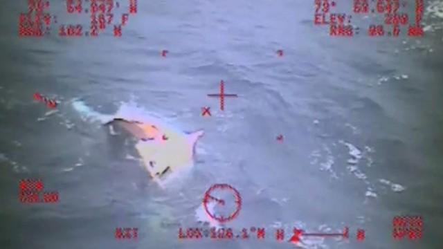 USA: maleją szanse na odnalezienie żywych rozbitków z El Faro