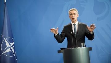 02-06-2016 15:32 Stoltenberg: NATO nie dąży do konfrontacji z Rosją