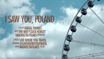 15-06-2016 17:47 Ten film o Polsce podbija internet. Nakręcili go Brazylijczycy