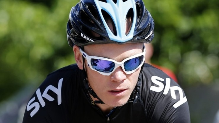 Froome zwycięzcą wyścigu Criterium du Dauphine
