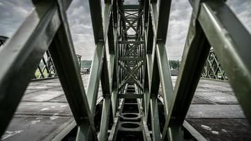 27-05-2016 14:51 Pierwszy most na Światowe Dni Młodzieży już gotowy