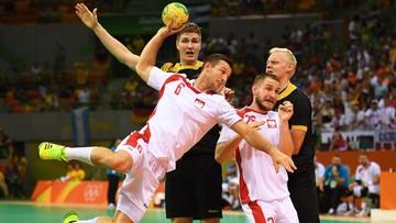 09-08-2016 19:28 Polscy szczypiorniści znów pokonani. Przegrali z Niemcami 29:32