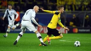 Piłkarska LM: Borussia – Legia 8:4
