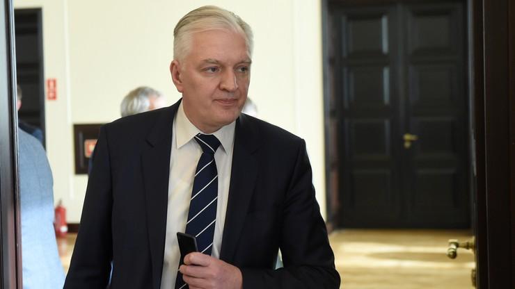 Gowin: nie poprę dwukadencyjności działającej wstecz. Pan prezes Kaczyński przyjął to ze zrozumieniem